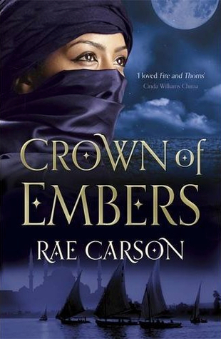 The Crown of Embers UK