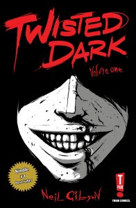 Twisted Dark 1 cover