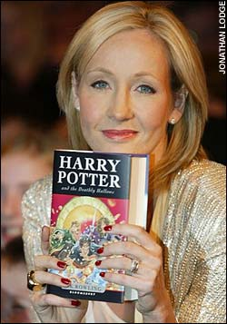 thesiss on j.k. rowling Free controversy papers harry potter controversy - religious controversies in rowling's harry potter ever since jk rowling first introduced.