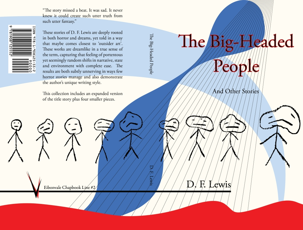 THE BIG HEADED PEOPLE by D  F  Lewis  Book review | The